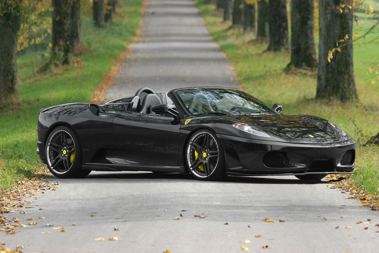 finance your ferrari f430 spider with fast car finance