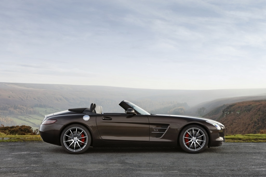 finance your sls roadster with fast car finance
