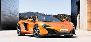 finance your mclaren with fast car finance