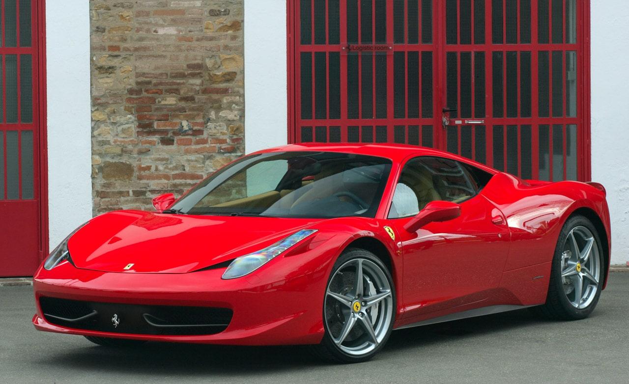 finance your ferrari supercar with fast car finance