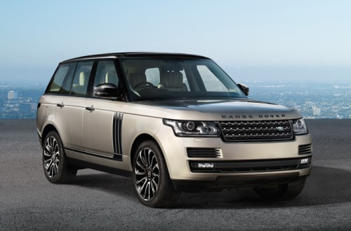 Finance your Range Rover Vogue with Fast Car Finance