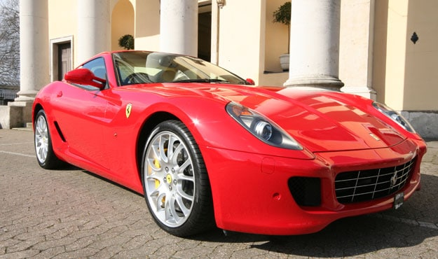 finance your 599 with fast car finance