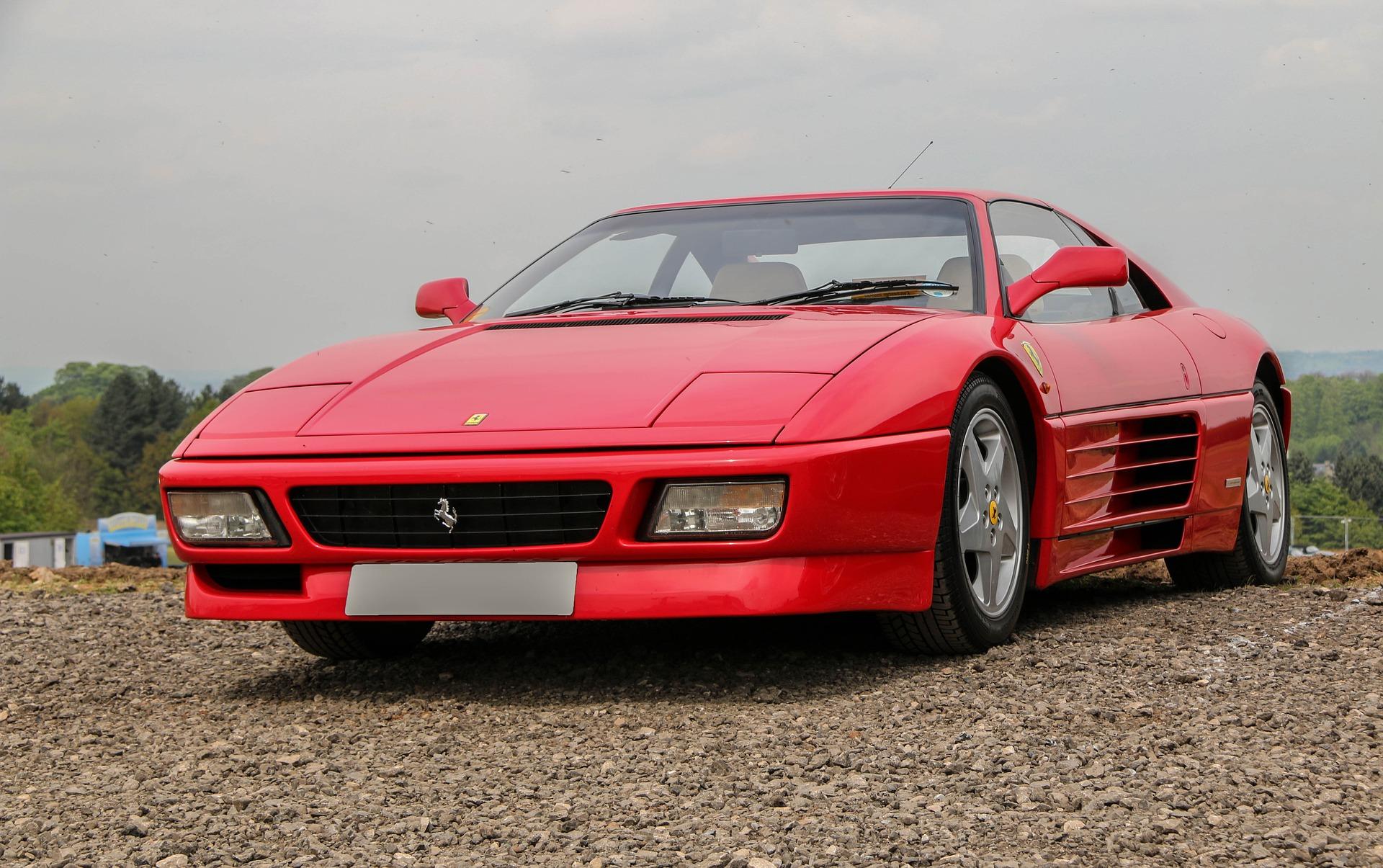 Ferrari 348 TS 1992