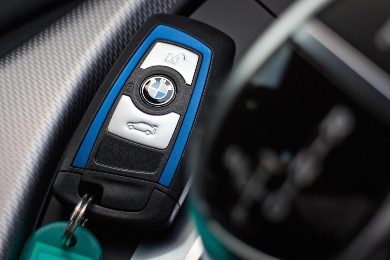 BMW 2 Series Key Fob