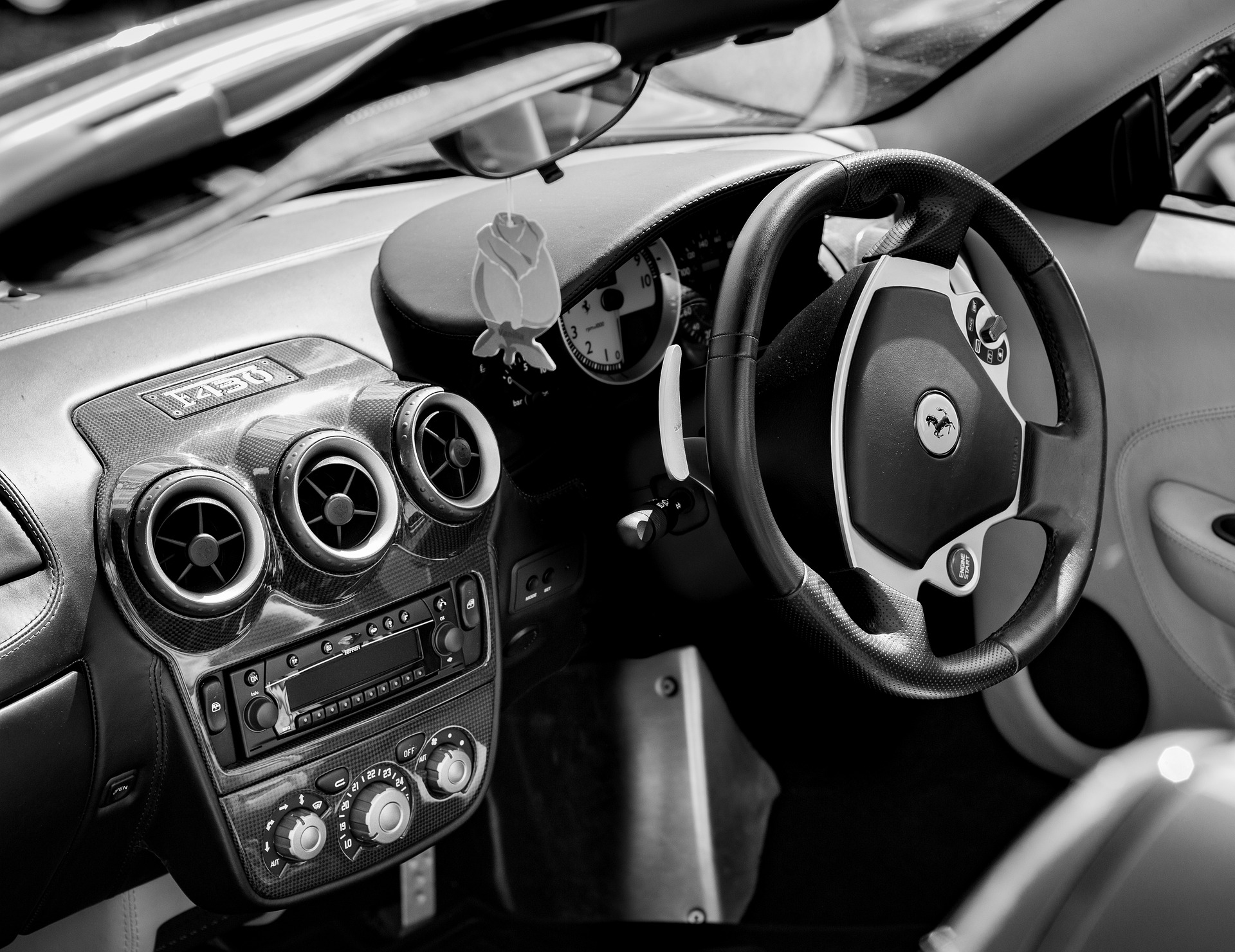 Ferrari F430 F1 Spider 2005