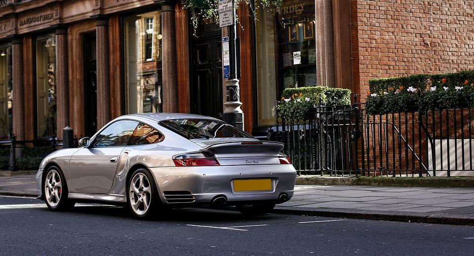 Porsche PTS 996 Turbo S 2005