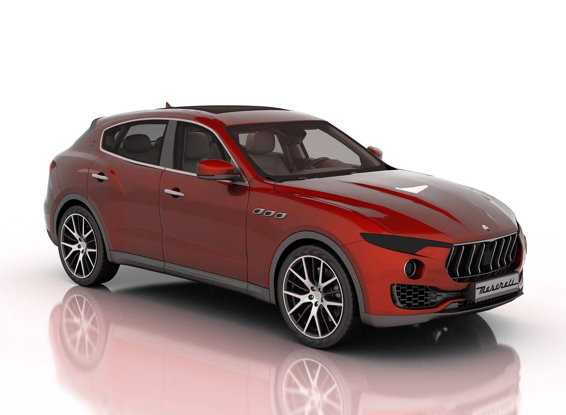 Maserati Levante Finance