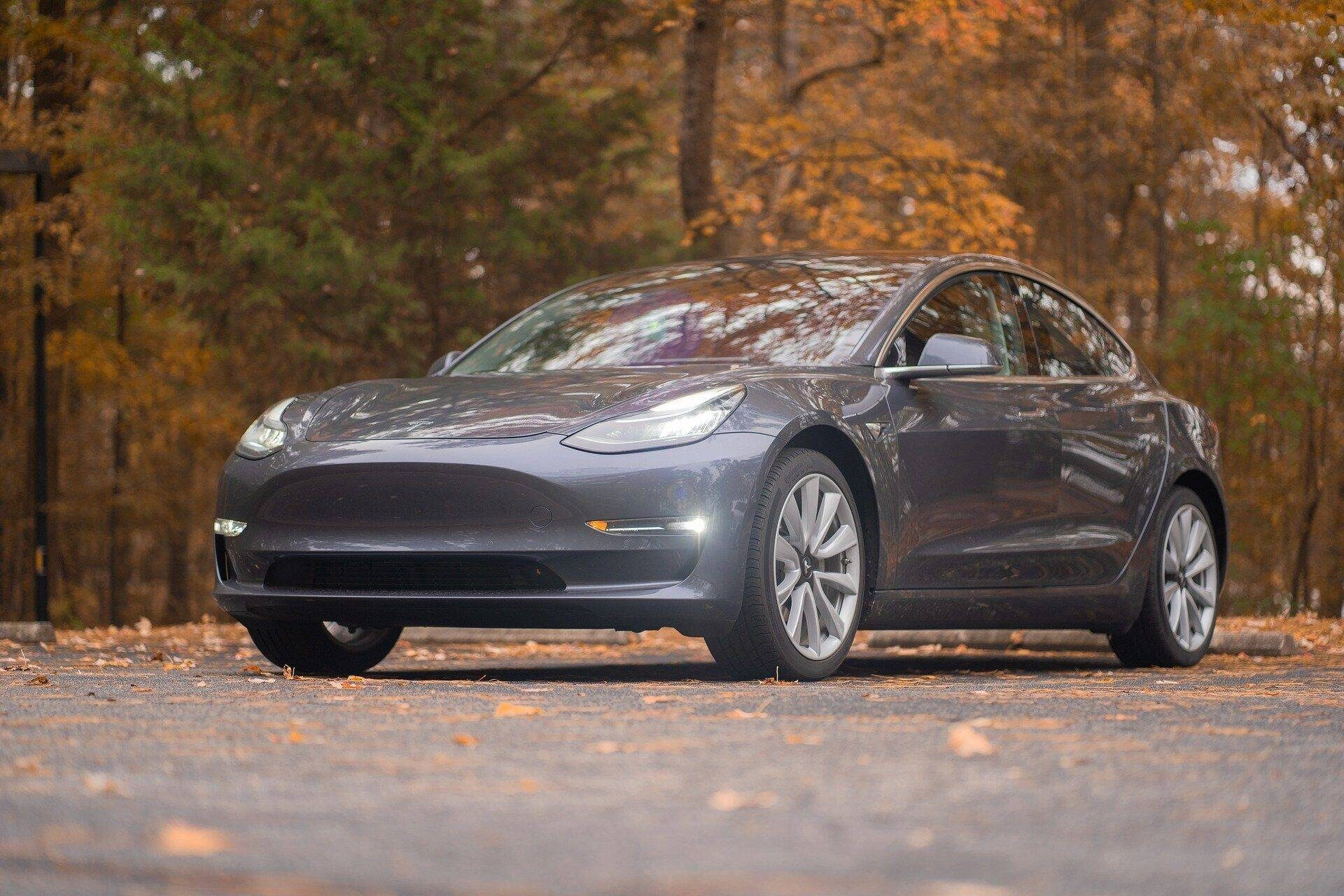 Tesla Model 3 Performace 2019