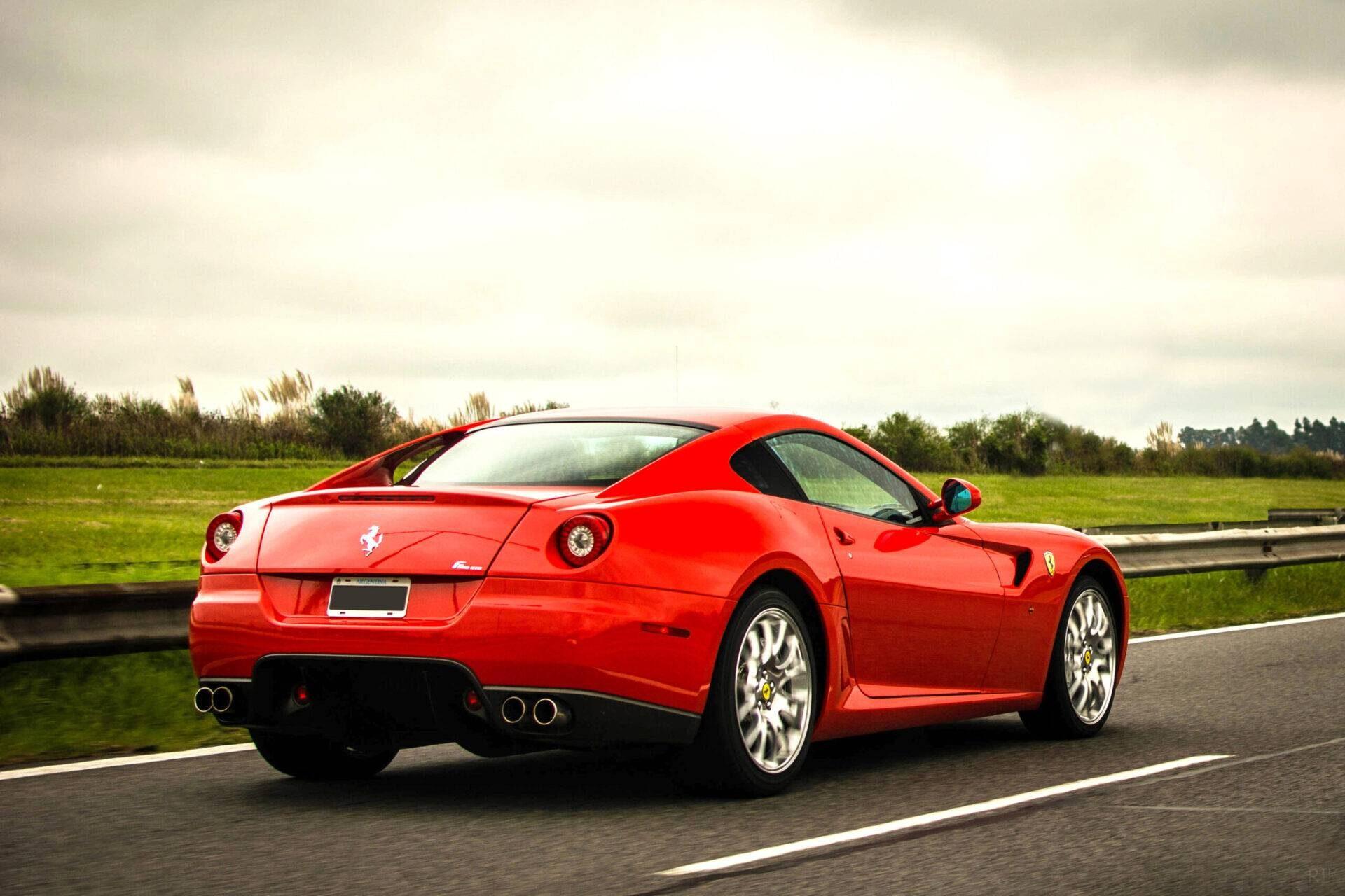 Ferrari 599 GTB Fiorano F1 2007