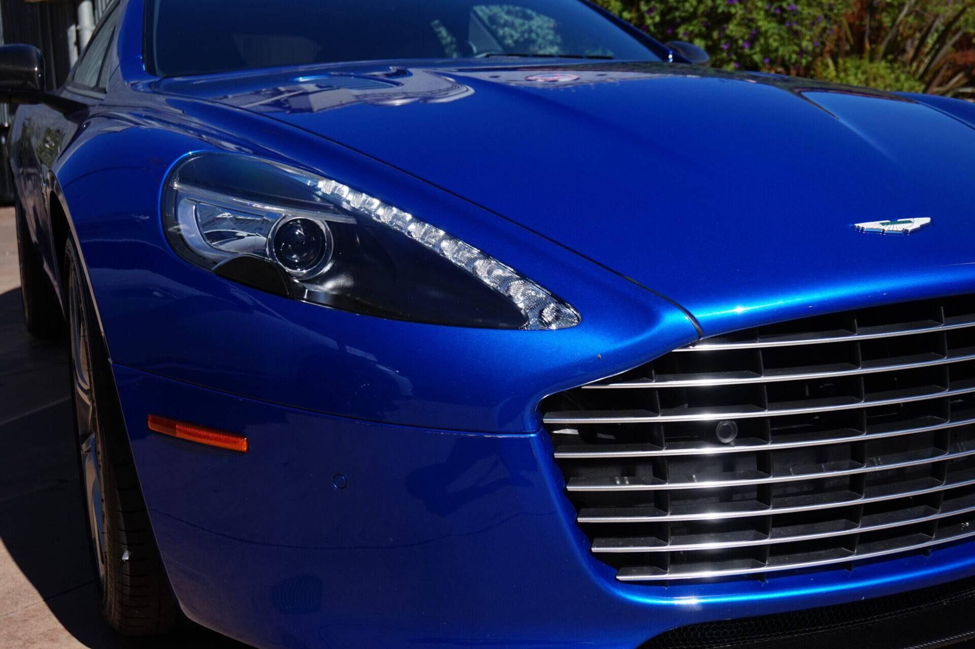Aston Martin Rapide S V12 2019