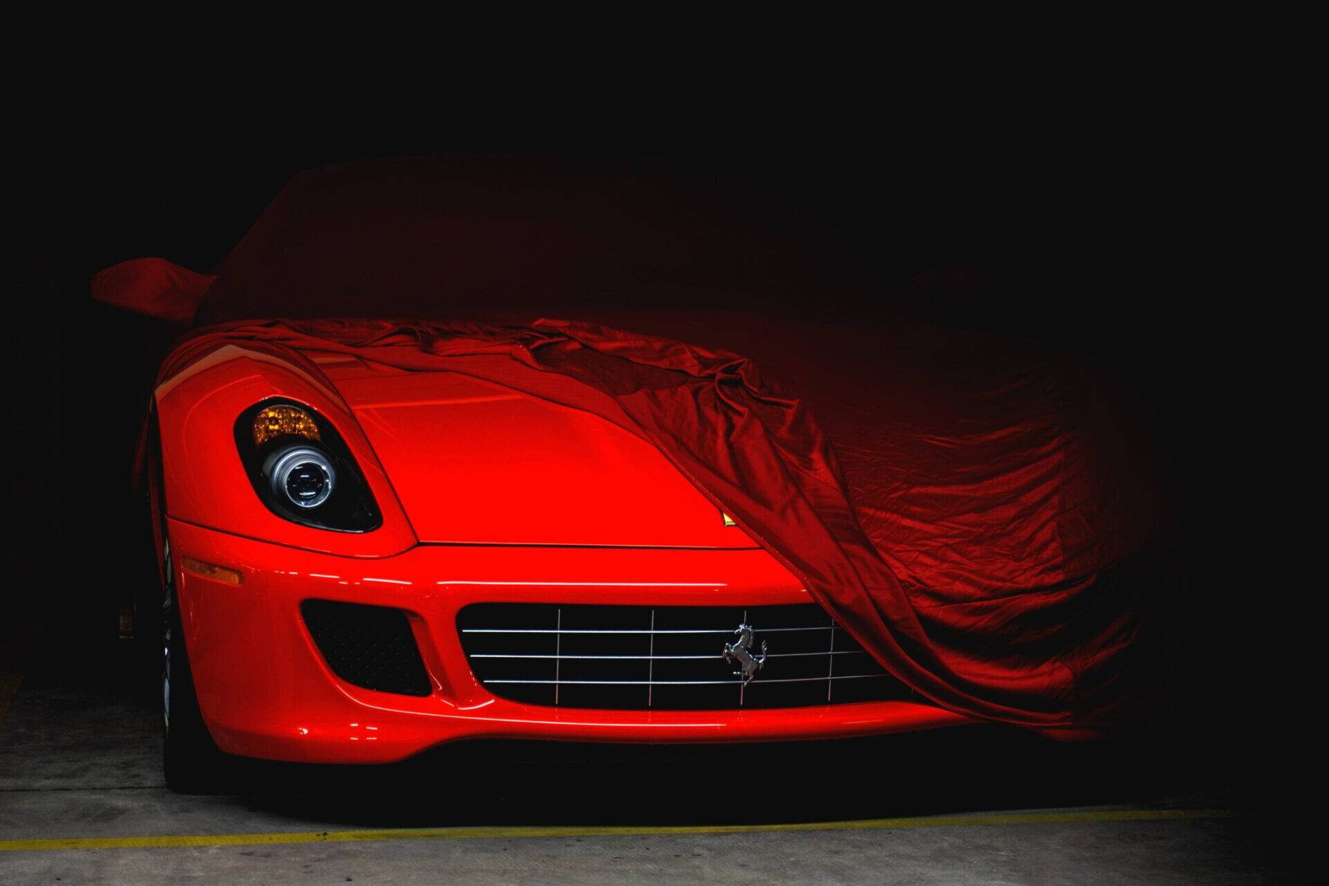 Ferrari 599 Unwrapped